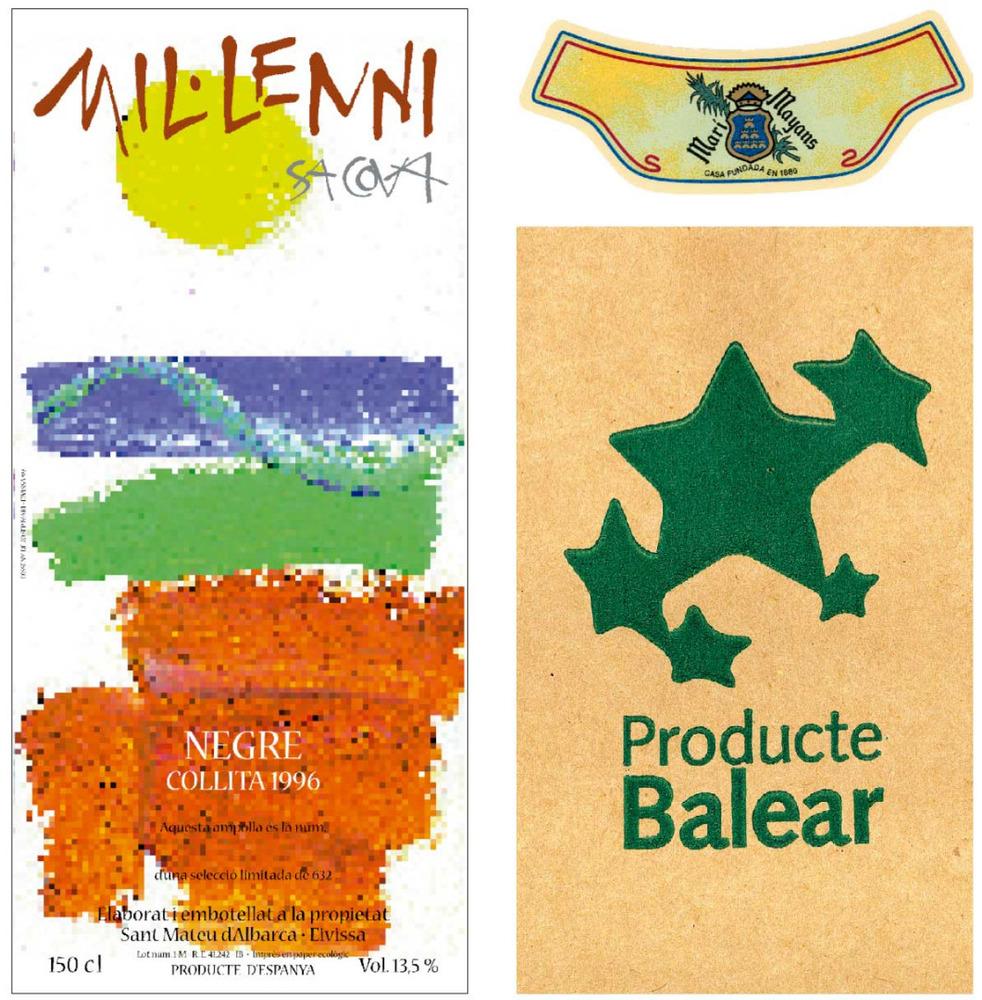 """Geografia. Sector secundari. Determinats productes locals tenen l´oportunitat d´acollir-se al segell """"Producte Balear""""."""