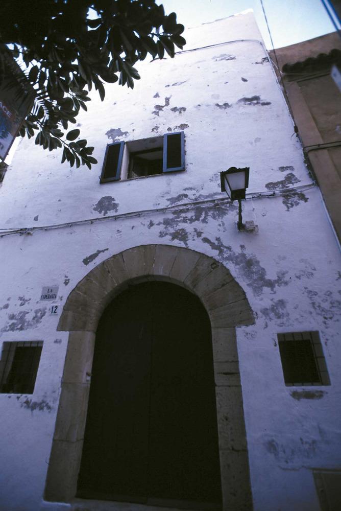 Corona d´Aragó. Capella de l´Esperança, del gremi de teixidors. Foto: Vicent Marí.