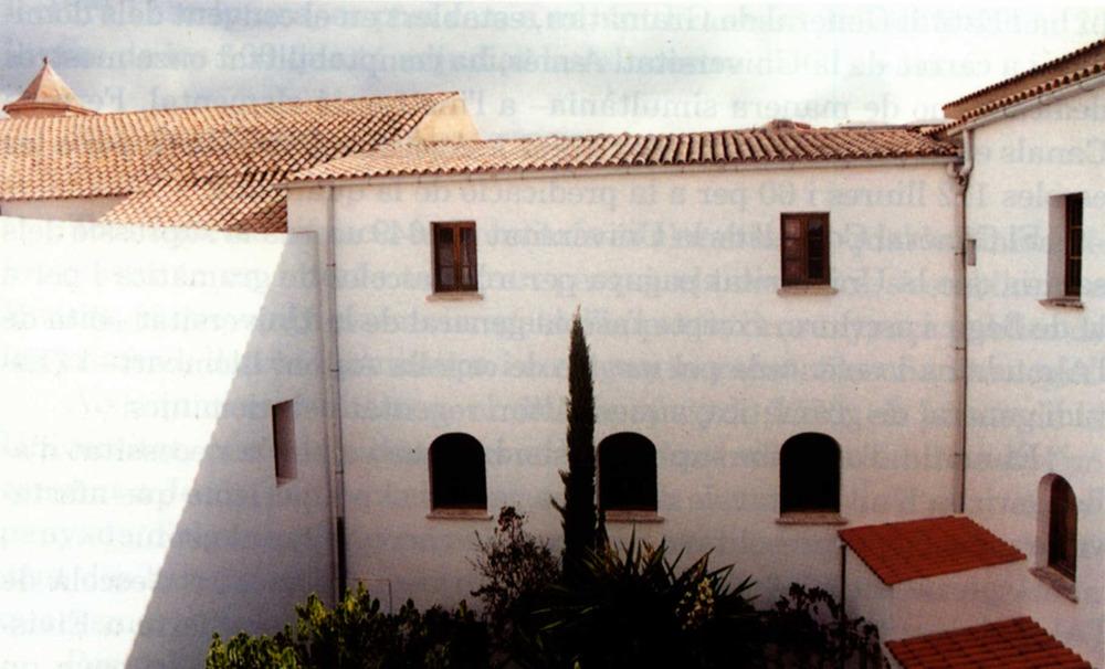 Història contemporània. El convent dels dominics, que fou desamortitzat el 1835 i que ha estat seu de l´Ajuntament i d´altres establiments públics. Foto: Felip Cirer Costa.