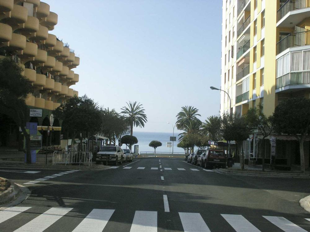 Vista de la barriada de ses Figueretes. Foto: Felip Cirer Costa.