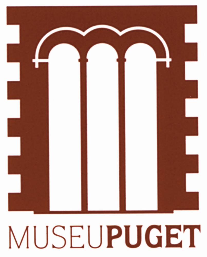 Logotip del museu Puget, inaugurat l´any 2007.