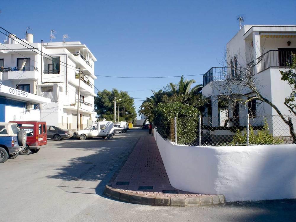 Sant Antoni de Portmany. Carrer de la barriada de Ca n´Obrador. Foto: EEiF.