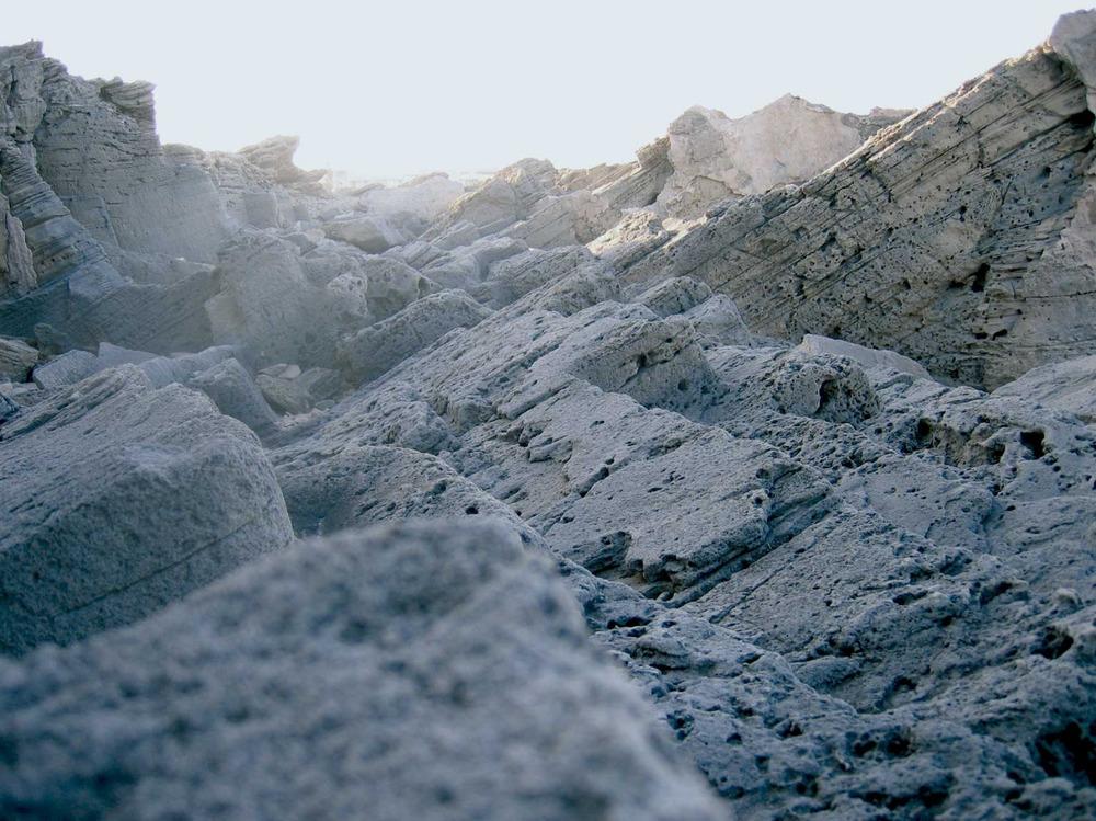 Sant Ferran de ses Roques. La pedrera Blanca, as Pujols. Foto: Vicent Ferrer Mayans.
