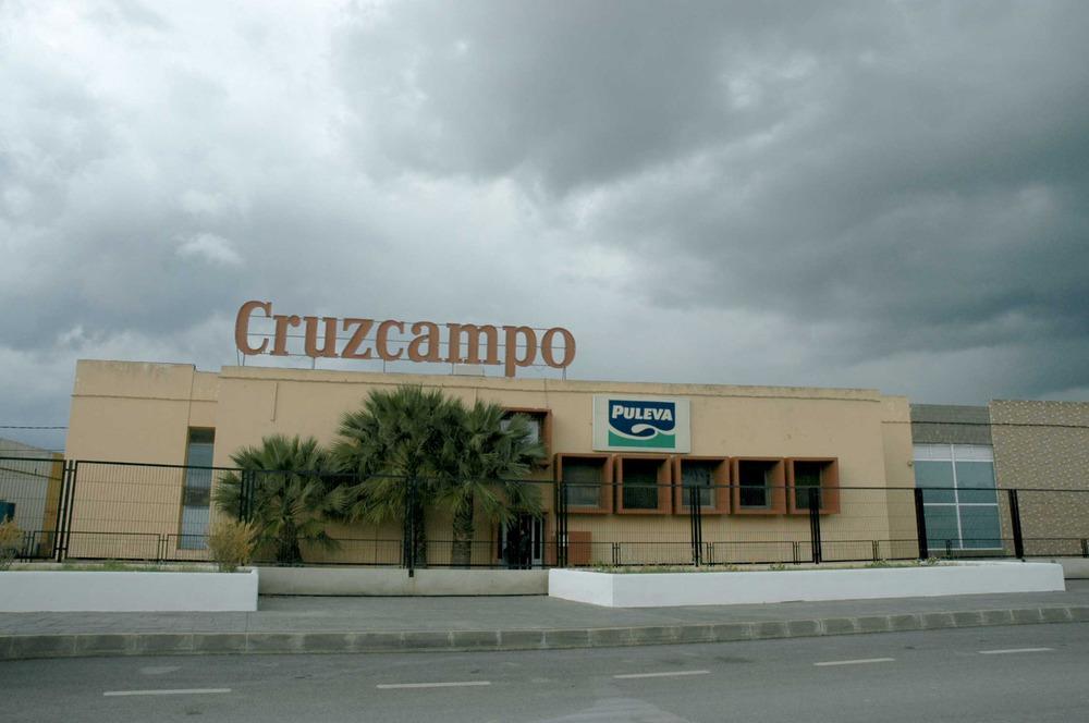 Sant Jordi de ses Salines. Empresa envasadora de productes lactis i distribuïdora de begudes. Foto: Chus Adamuz.