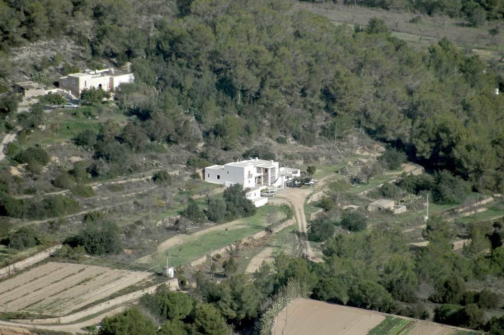 Sant Josep de sa Talaia. Paisatge rural als vessants de sa Talaia. Foto: Chus Adamuz.