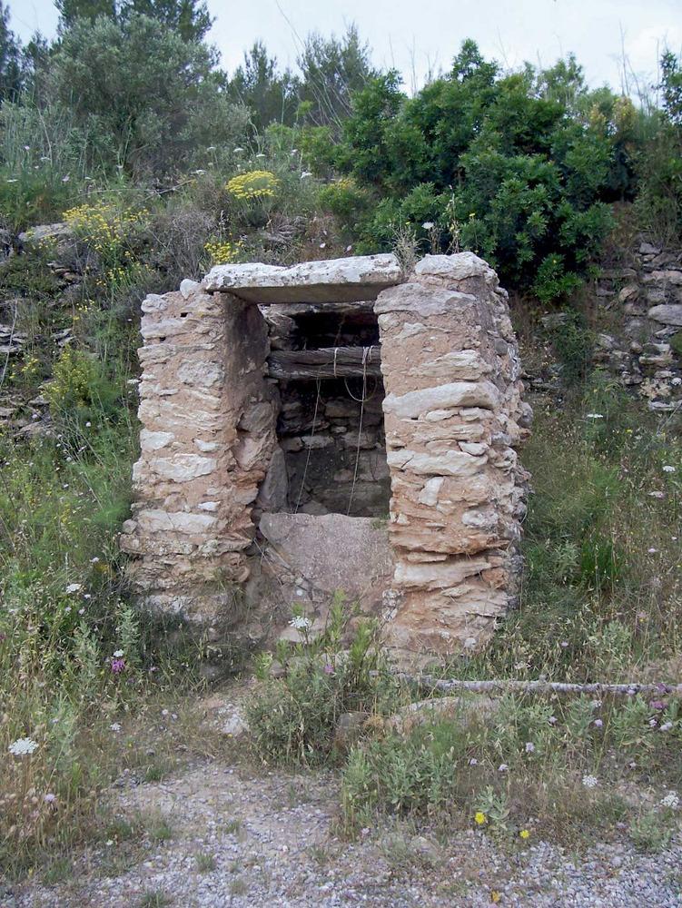Sant Mateu d´Albarca. El pou de sa Noguera. Foto: Marta Tur Tur.