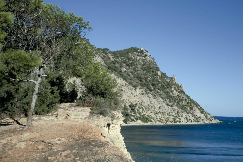 Municipi de Santa Eulària des Riu. Es Castellar, a cala Llonga. Foto: EEiF.