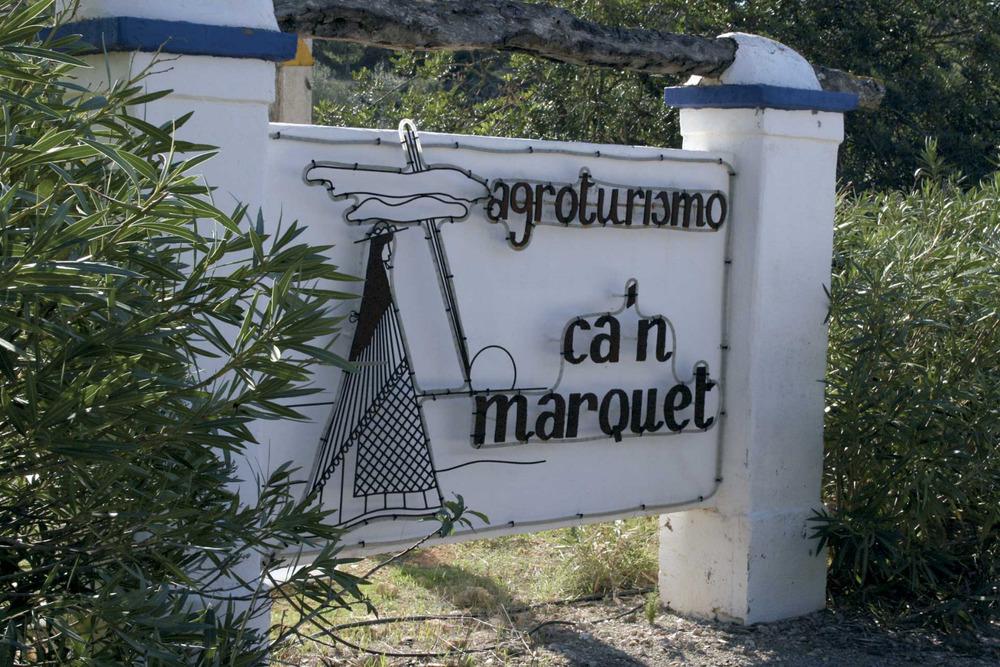 Santa Gertrudis de Fruitera. L´agroturisme de Can Marquet, a la vénda de sa Picassa. Foto: EEiF.