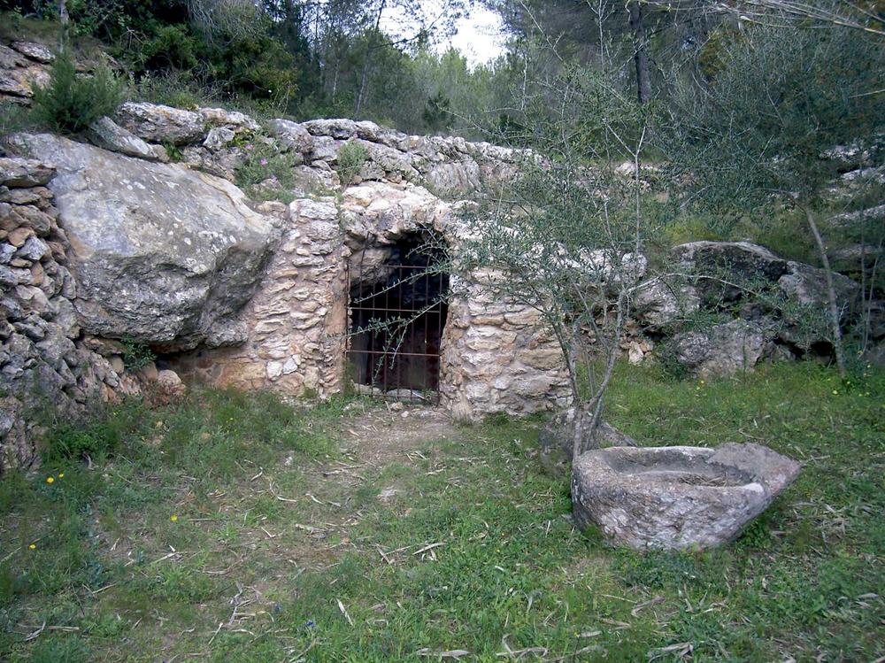Santa Gertrudis de Fruitera. La font d´en Miquelet, a la vénda de Cas Serres. Foto: Marta Tur Tur.