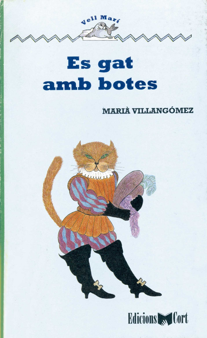 Versió teatral del conte <em>Es gat amb botes</em>, de Marià Villangómez Llobet, escrita en català dialectal a Sant Miquel de Balansat entre 1949 i 1950.
