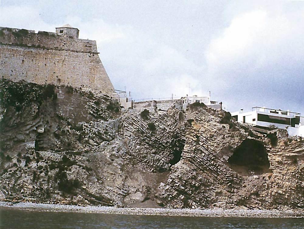 Arquitectura. Casa de Broner al barri de sa Penya, d´Eivissa. Extret de <em>D´A Revista Balear d´Arquitectura</em> 11/12.