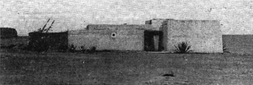 Arquitectura. La casa Ferró (1971), també d´Henri Quillé. Foto: Elies Torres.
