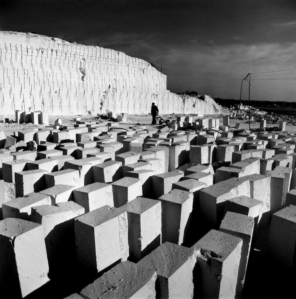 La pedrera des Pujols, a Formentera. Foto: Cas Oorthuys / The Netherlands Photo Archives, Rotterdam.