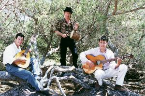 Una imatge del grup Aires Formenterencs.