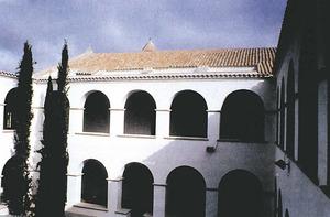 L´antic convent dels dominics seria la nova seu de l´Ajuntament d´Eivissa. Foto: Ernest Prats Garcia.