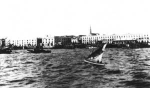 El port de Montevideo el 1900. Extret de <em>Formenterers a Montevideu</em>.