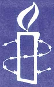 Anagrama d´Amnistia Internacional.