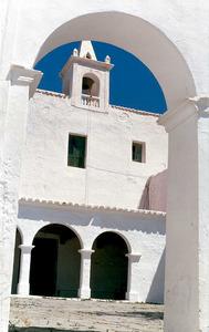 Es Amunts. Església de Sant Miquel de Balansat. Foto: Rosa Vallès Costa.