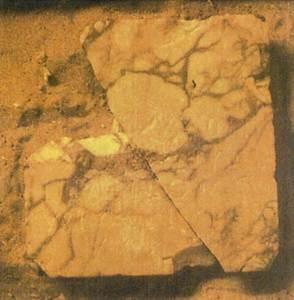 Caius Anneius. Làpida trobada al puig des Molins.