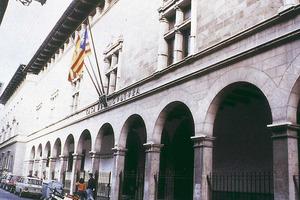 Arxiu Històric del Regne de Mallorca. Foto: cortesia de la <em>Gran Enciclopèdia de Mallorca</em>.