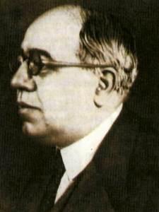 Manuel Azaña Díaz. Foto: cortesia de la <em>Gran Enciclopèdia Catalana</em>.