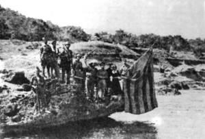 El desembarcament republicà del 8 d´agost de 1936 es va fer a na Bancs.
