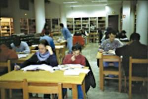 La nova Biblioteca Municipal d´Eivissa, ubicada al centre cultural de Can Ventosa. Foto: cortesia de l´Ajuntament d´Eivissa.