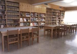 La Biblioteca Pública de la Caixa.
