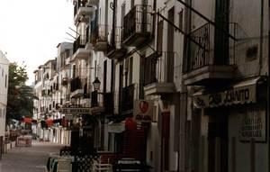 Les cases de la Bomba. Foto: Rosa Vallès Costa.