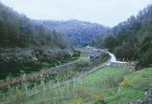 Vénda de Buscastell. Una imatge de la vall. Foto: ERM/JPS.