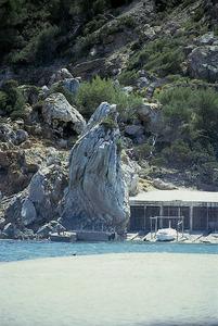 Es Còdol, a sa Cala. Foto: Enric Ribes i Marí.