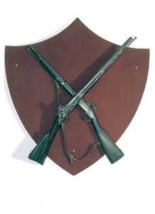 Antoni Cabanilles. Els corsaris utilitzaven armes com les d´aquesta imatge. Foto: Rafa Domínguez.