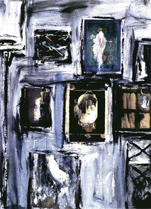 Vicent Calbet Riera. <em>Sense títol</em>, 1988.