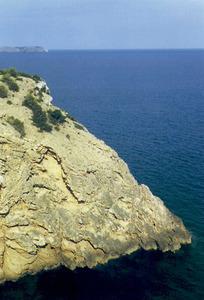 La punta de na Cambrelina. Foto: Enric Ribes i Marí.