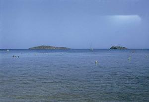 Ses Cambres, a la costa de Sant Carles de Peralta. Foto: Enric Ribes i Marí.