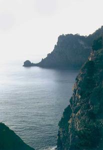 El cap de Campanitx, a la costa de Sant Carles de Peralta. Foto: Enric Ribes i Marí.
