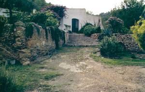 Can Pere des Puig, la casa més antiga de la zona del barri de Can Frígoles. Foto: Joan Carles Clapés Tur.