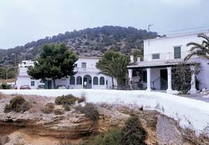 El nucli de sa Canal. Foto: Josep Antoni Prats Serra / Enric Ribes i Marí.