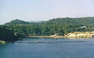 Ses Canaletes, a la costa des Pou des Lleó. Foto: Enric Ribes i Marí.
