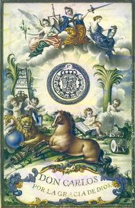 Carles III. Portada del document de concessió del títol de ciutat a la vila d´Eivissa. Cortesia de l´Arxiu Històric Municipal d´Eivissa.