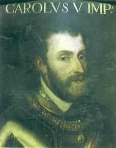 Retrat de Carles I.