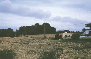 La serra d´en Carlos Castelló, a Formentera. Foto: Enric Ribes i Marí.