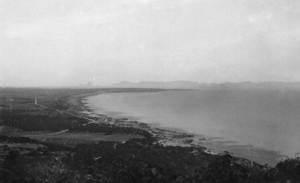 Es Carnatge. Una vista general dels anys quaranta. Foto: arxiu de Neus Riera Balasat.