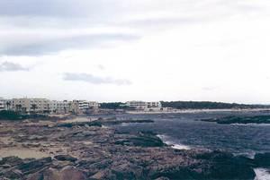 Es Carregador, a llevant des Pujols, a l´illa de Formentera. Foto: Enric Ribes i Marí.