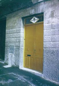 Casa d´Eivissa a Palma: entrada de la seu. Foto: Felip Cirer Costa.