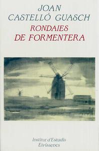 Portada d´una obra de Joan Castelló Guasch, que pertany a la col·lecció de reedicions que fa l´Institut d´Estudis Eivissencs.