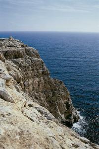 El racó de ses Cebolles, a Formentera. Foto: Enric Ribes i Marí.