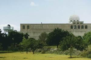 Una imatge del Centre Penitenciari d´Eivissa. Foto: M. J. García Merchante.