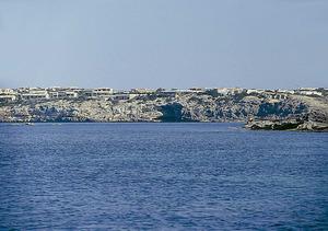 El racó des Cingles, a Formentera. Foto: Enric Ribes i Marí.