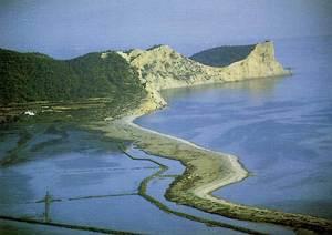 Els estanys de la platja des Codolar.